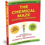 Chemical maze shopping companion